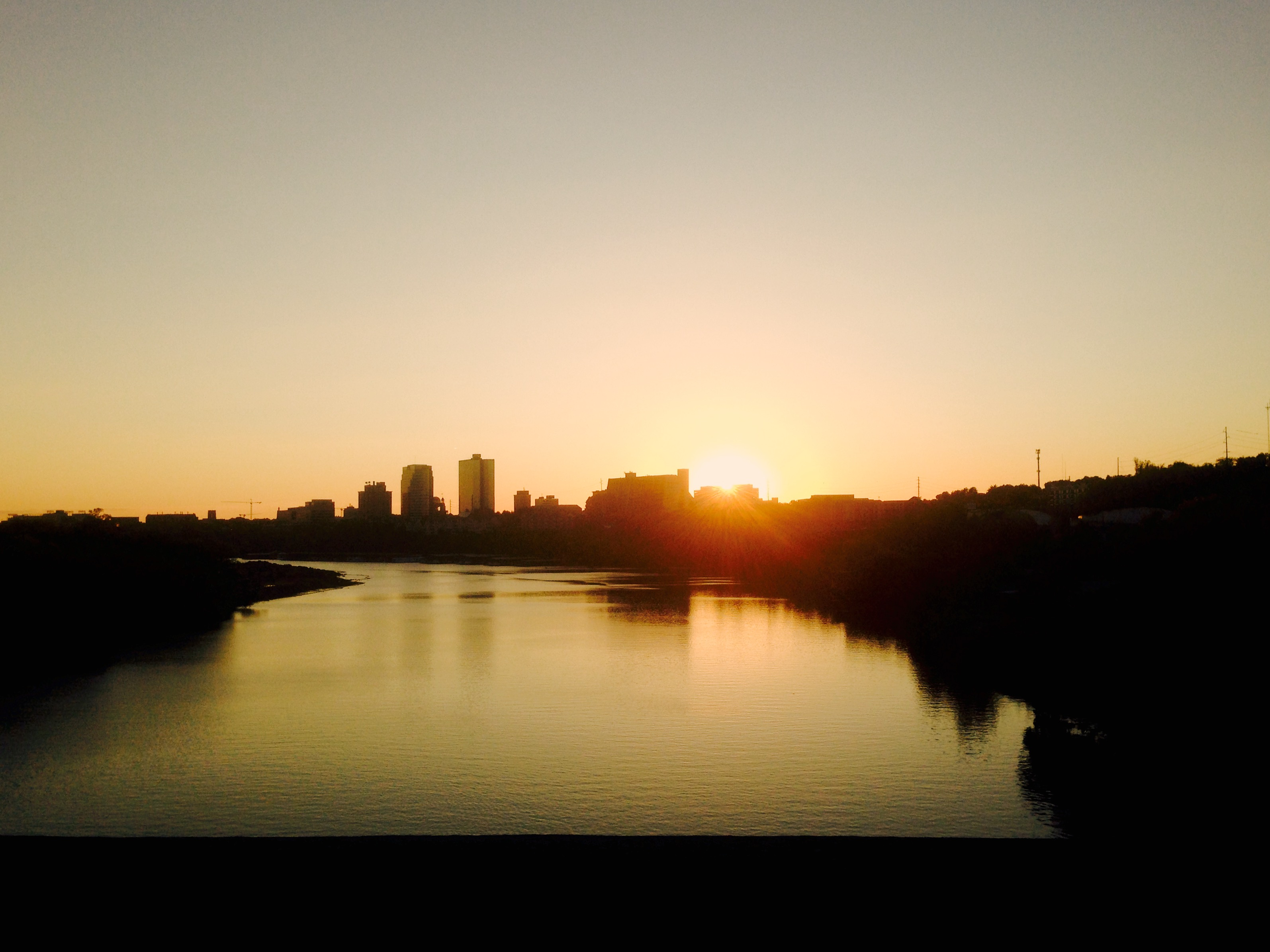 Knoxville, a great river town