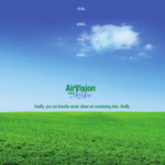 Air Vision from Agilaire Finally, you can breathe easier about air monitoring data. Really